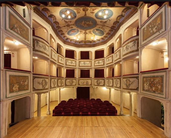 MonteCastelloDiVibio Theater